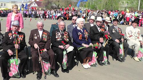 """Ветераны """"Великой Отечественной Войны"""""""