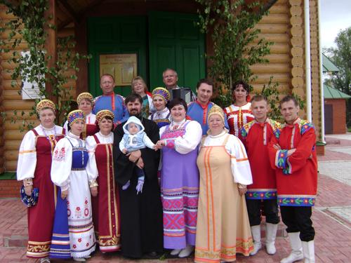 """День села в """"Николай Даре"""""""