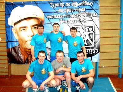 Ульяново победитель кубка С.С.Немцева
