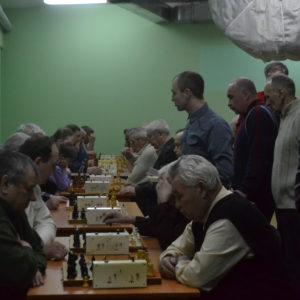 Традиционный турнир по шахматам «Кубок  Героя советского Союза Радаева Н. Н.»