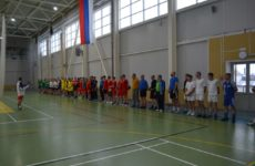 Первенство Лукояновского района по волейболу  среди мужских команд